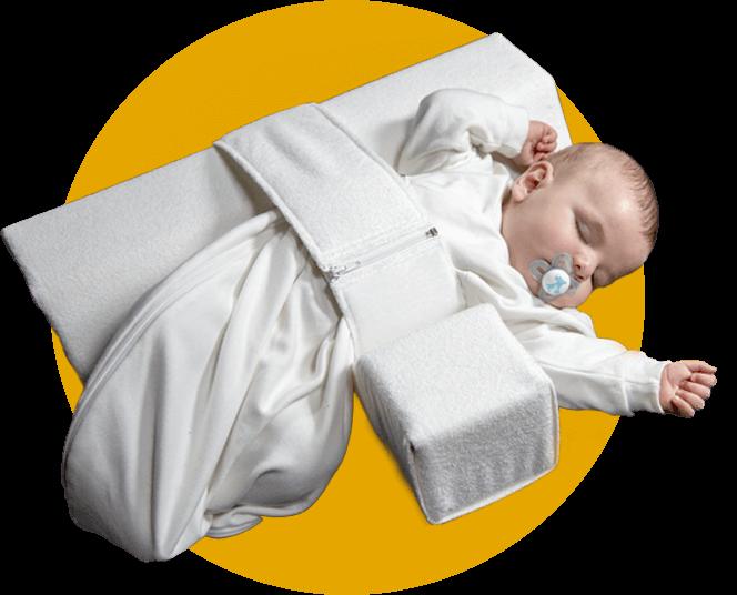 Das Baby Lagerungskissen von VARILAG