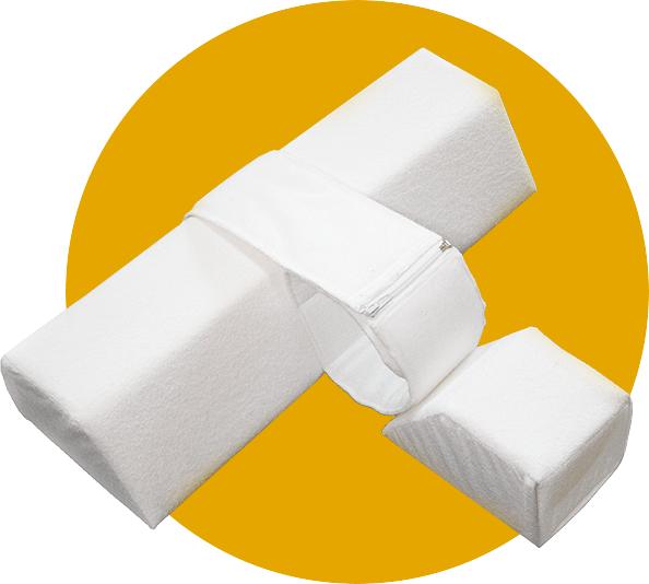 Produktbild VARILAG Lagerungskissen für Babys