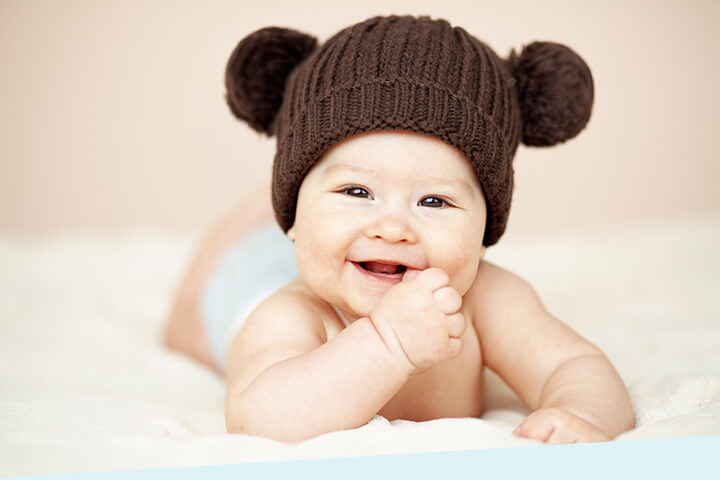 Ratgeber Baby Kopfform