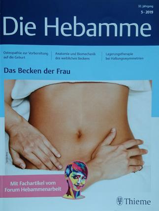 Fachartikel aus der Zeitschrift Die Hebamme vom Thieme Verlag